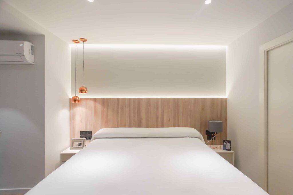 Reforma piso estilo nordico