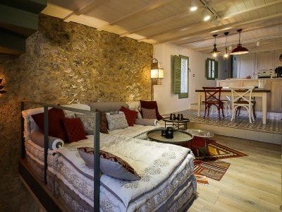 Rehabilitación de una vivienda en centro historico de Biar
